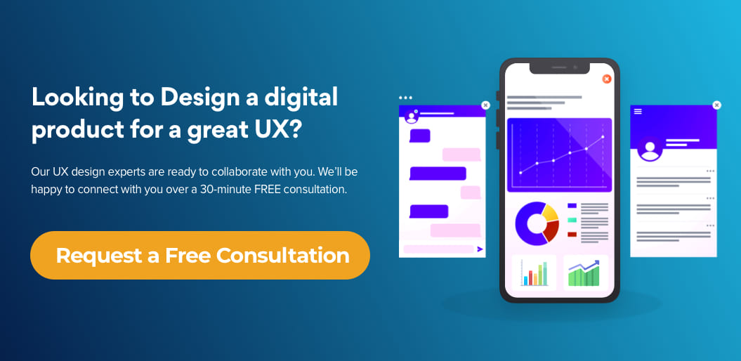 Contact us for UX