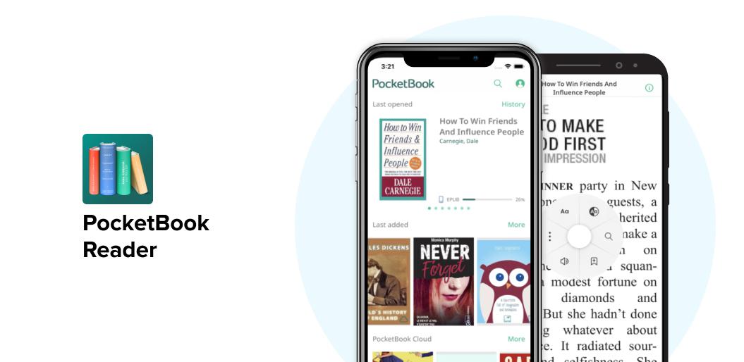 PocketBook-Reader book reading app