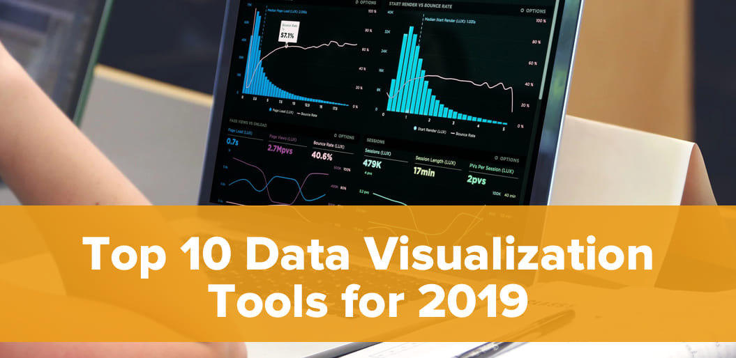 The Best Data Visualization Tools Available for 2019