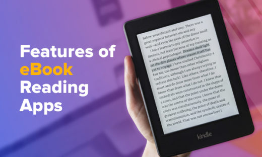 Essential features of ebook reading apps