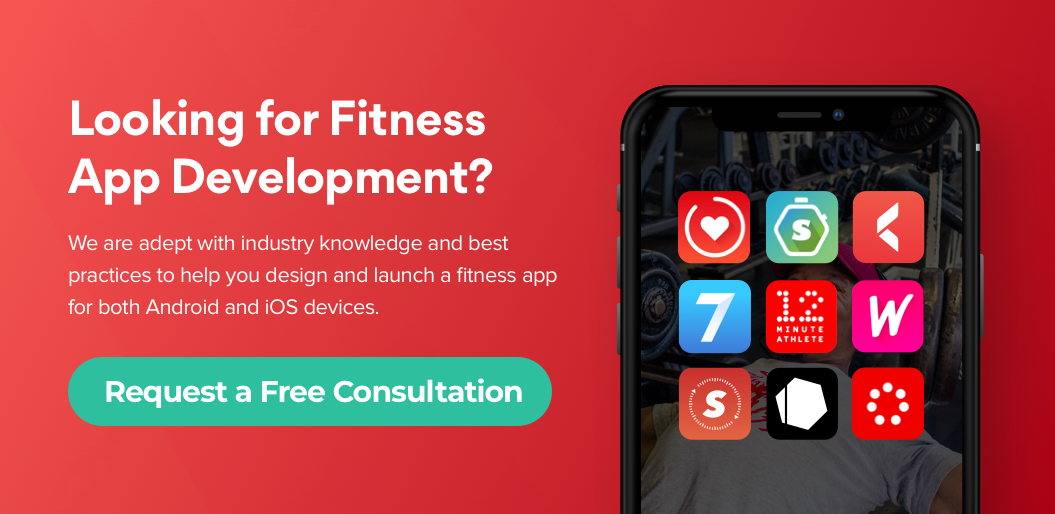 Fitness App Development