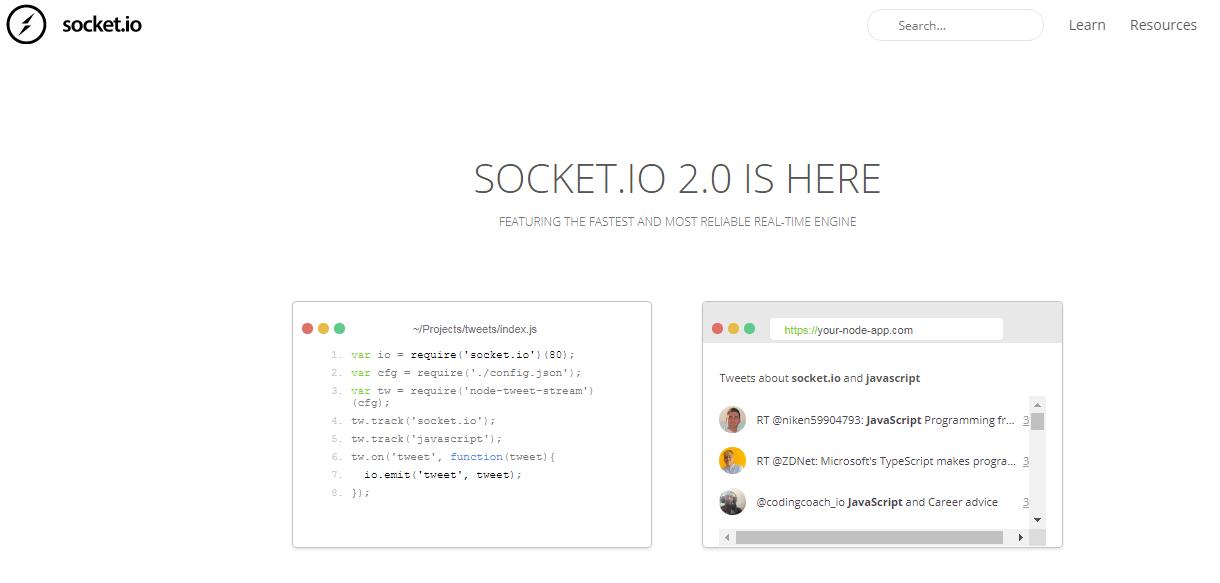 5 Best Node js Frameworks for Web Application Development