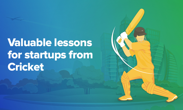 Cricket and Startup