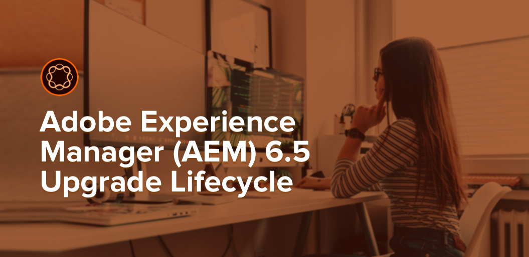 AEM Upgrade (AEM 6.5)