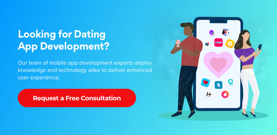 Dating CRM app