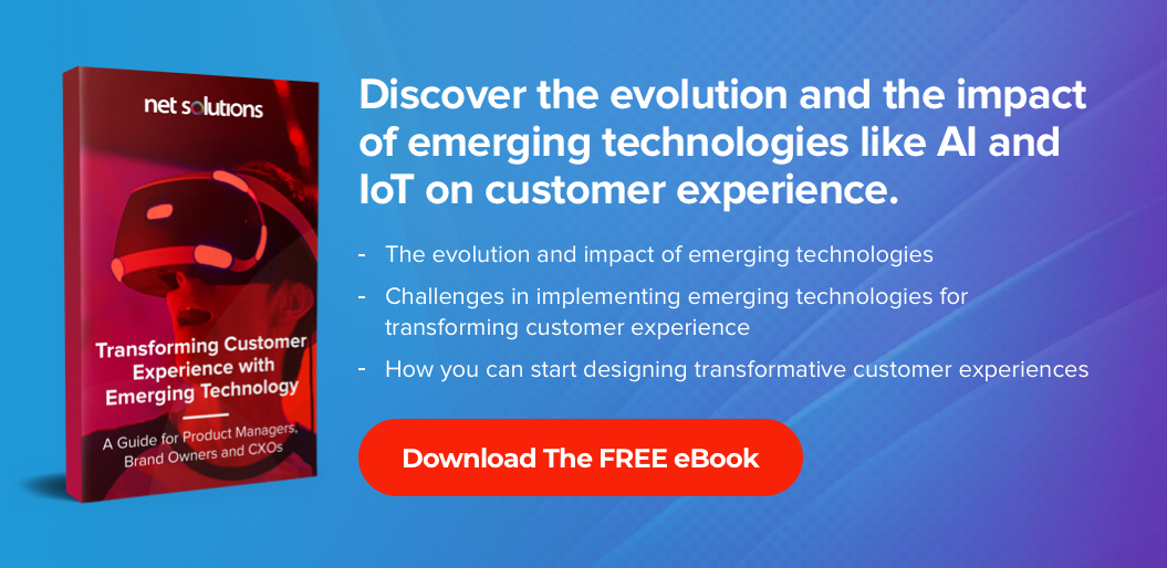 Download eBook to understand more about emerging technology