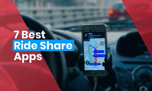 Best Ridesharing Apps
