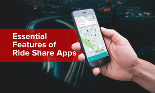15 Essential Features of Ride Sharing App