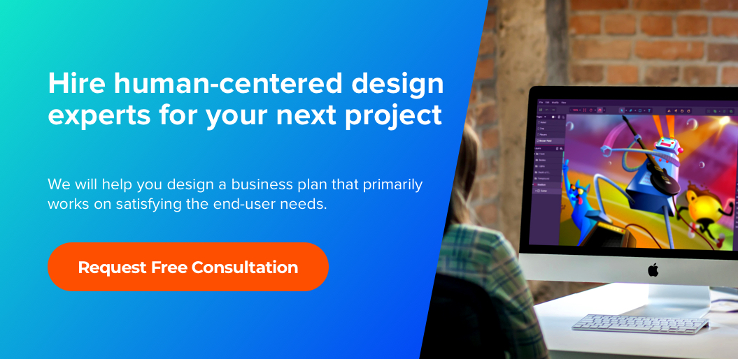 Contact Net Solutions for a good UX experience
