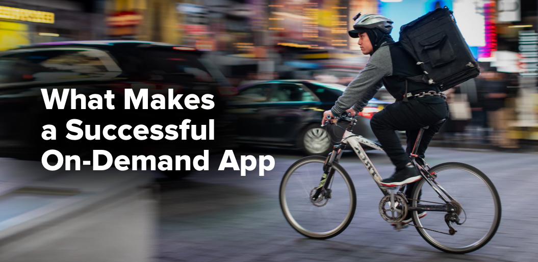 Building an On-Demand App with these features
