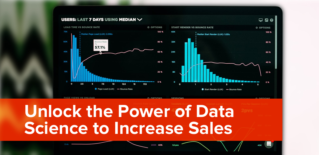 Data Science for business to Boost Sales