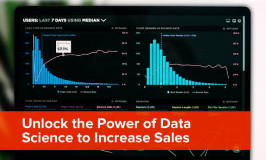 Data Science to Boost Sales