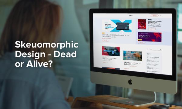 Skeuomorphic Design: Dead or Alive