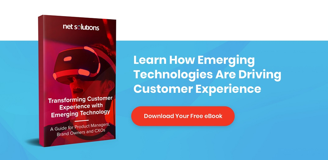Transforming Customer Experience With Emerging Technology - Free eBook
