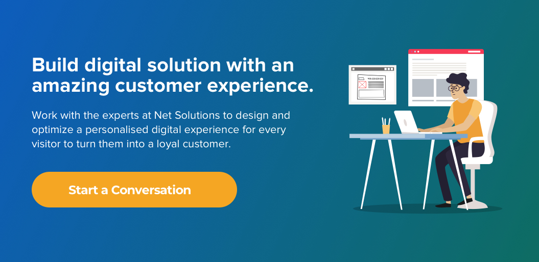 contact net solutions to build an amazing digital solution