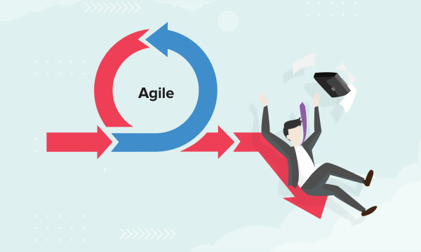 identify and fix causes of agile transformation failures