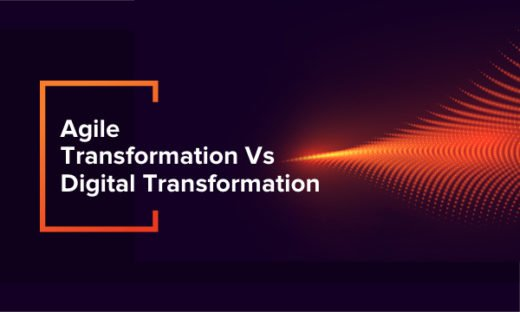 know the difference between agile transformation vs digital transformation
