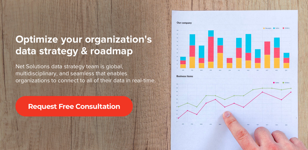 request free consultation to design your data strategy