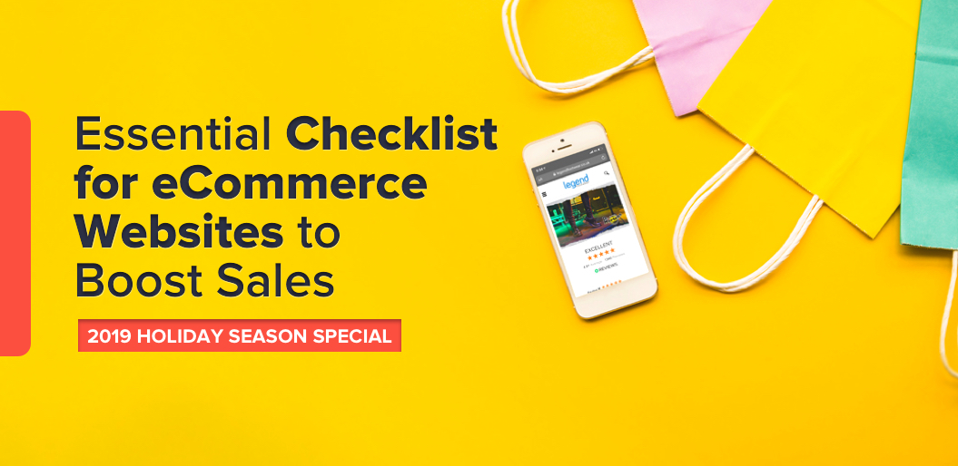 2019 Holiday eCommerce Website Checklist