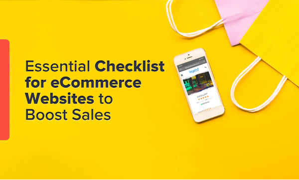 2020 Holiday eCommerce Website Checklist to Boost Sales and attract visitors