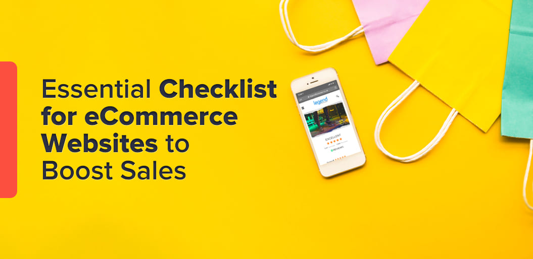 Holiday eCommerce Website Checklist to Boost Sales and attract visitors