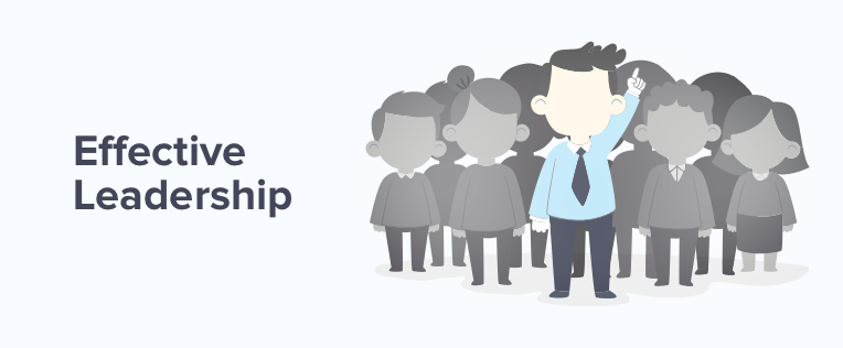 effective leadership is vital for successful digital transformation