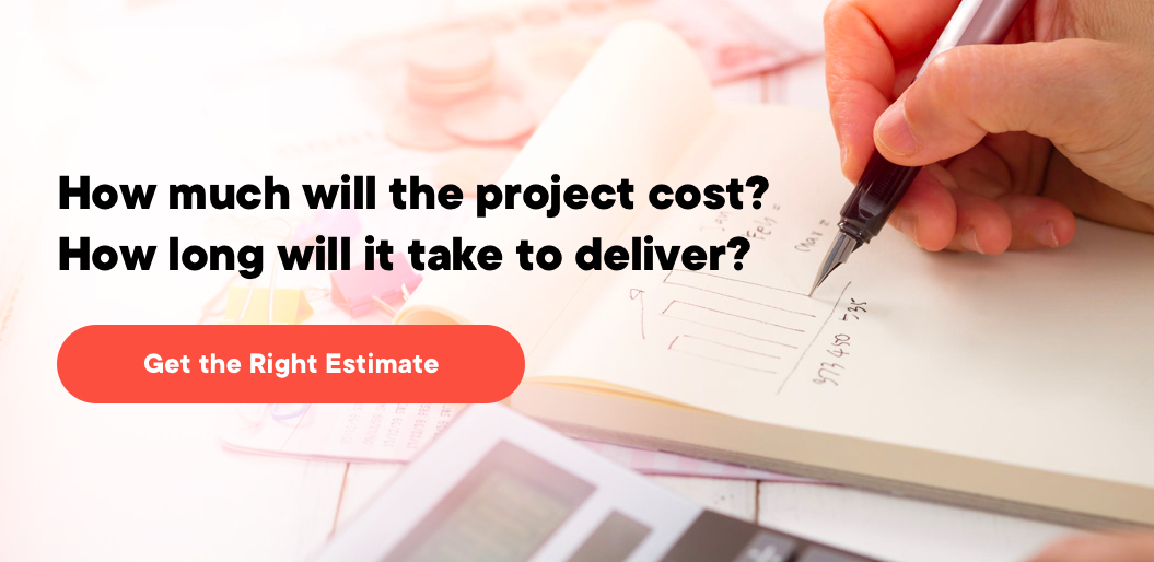 Contact Net Solutions to estimate your agile project