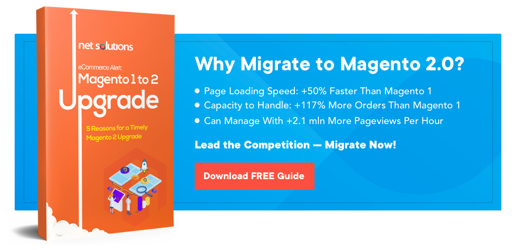 Magento 2 Upgrade eBook