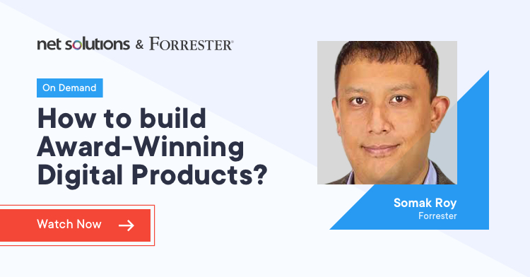 Webinar on how to build digital products