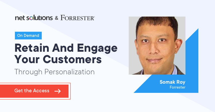 Webinar Retain and Engage Your Customers Through Personalization