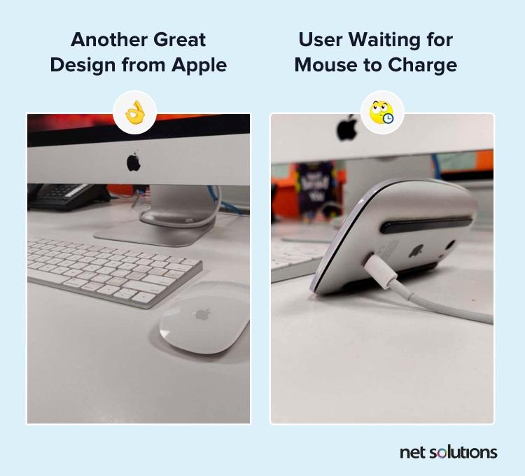 When User Experience Design Fail