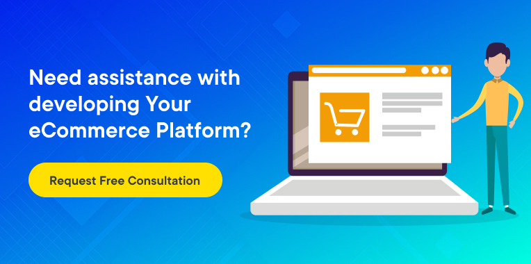 Experts at Net Solutions can help you narrow down on your choices when choosing an eCommerce pltaform