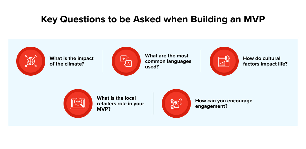 Key questions to be asked when you are on a way to build an mvp