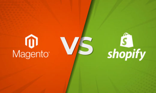 Magento Vs Shopify- Finding which one is the best