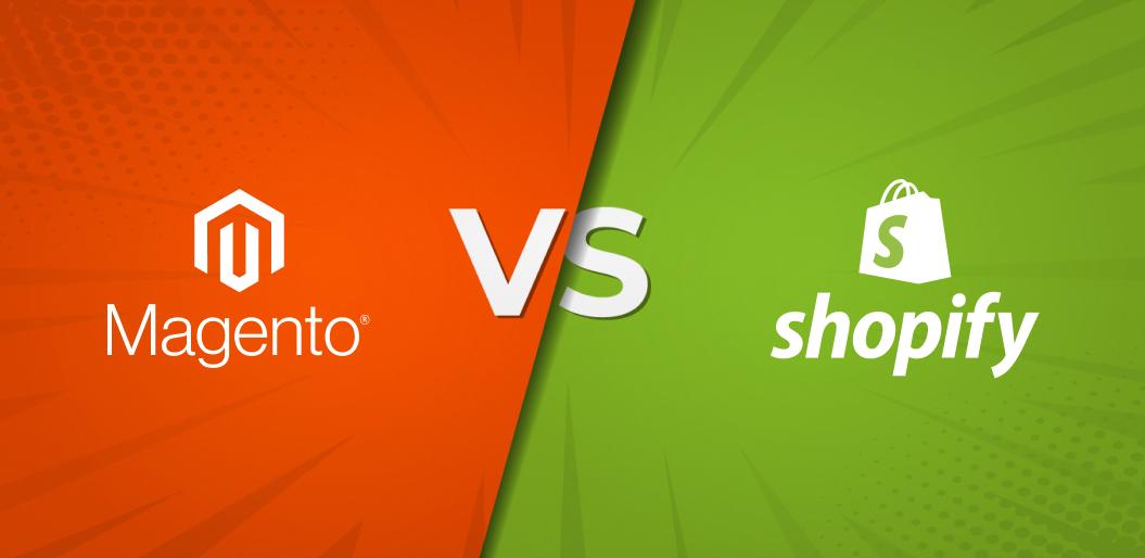 Magento vs Shopify: Comparison Guide