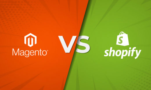 What is the difference between Magento & Shopify