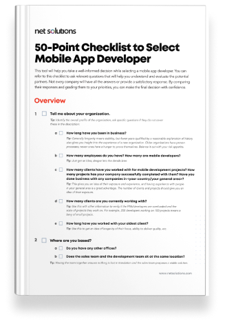 Work with the Best App Development Partner for Your Business