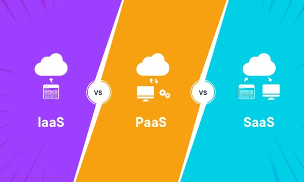 IaaS vs PaaS vs SaaS- Choosing the right cloud service for your business