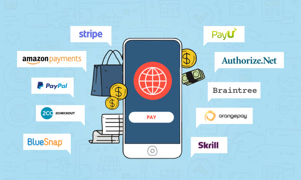 Top 10 payment gateways for eCommerce business