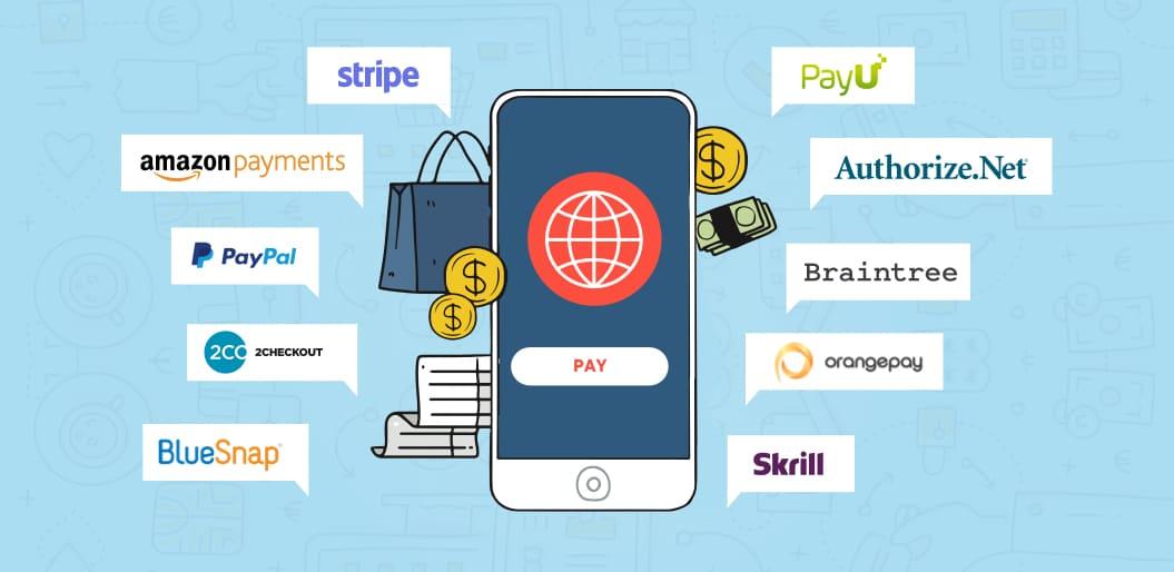 Top 10 payment gateways for eCommerce platform