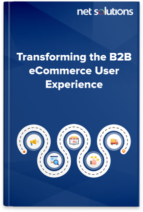 Transforming the B2B eCommerce User Experience