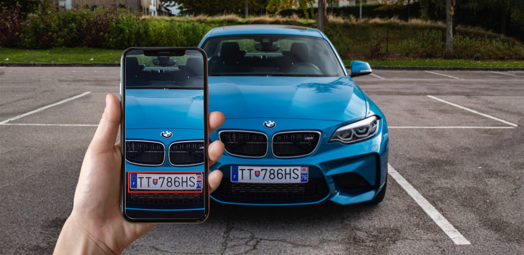 Using Apple's Machine Learning for License Plate Recognition