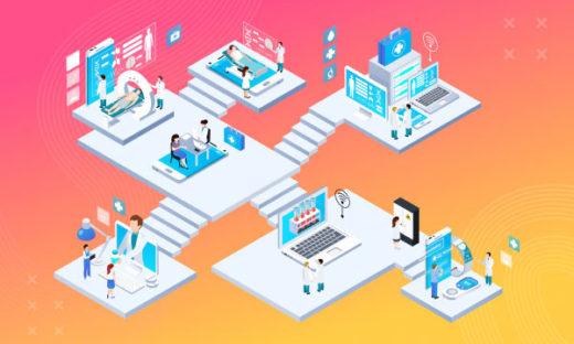 digital transformation in health care