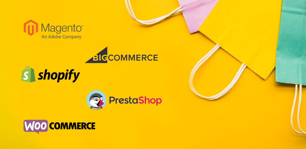 The top 5 eCommerce platforms for your online business