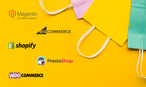 The best 5 eCommerce platforms in 2020