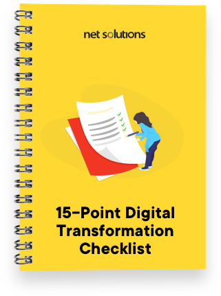 15 Point Digital Transformation Checklist
