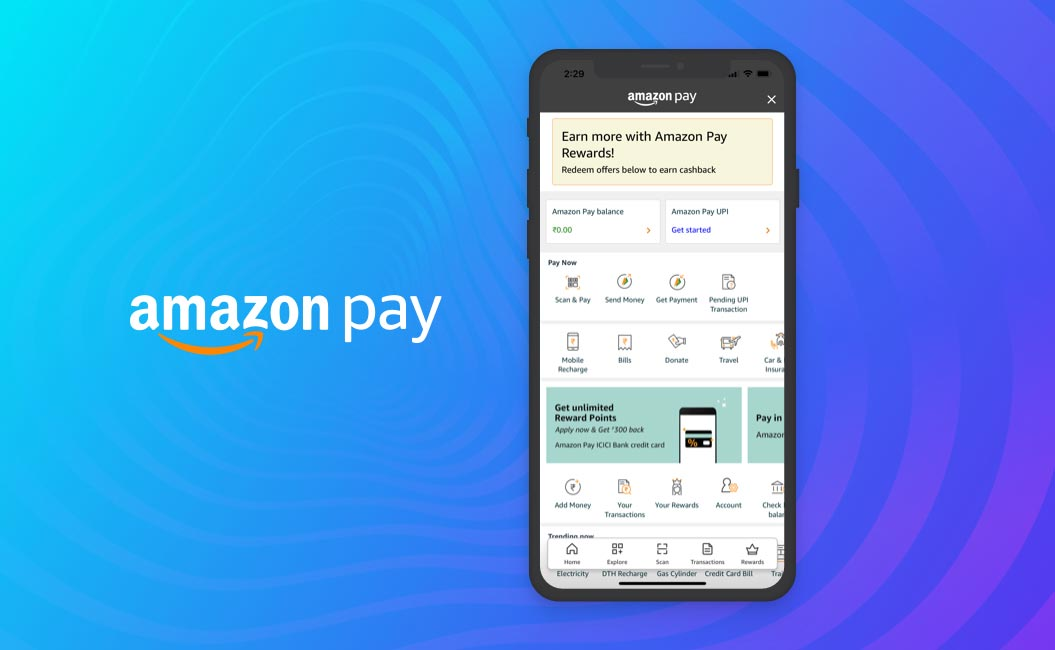 Amazon Pay | Mobile Wallet Apps