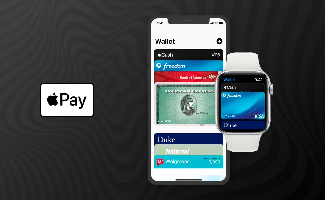 Apple Pay | Mobile Wallet Apps