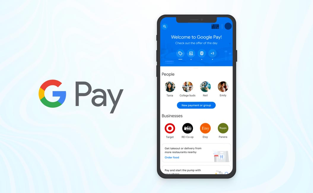 Google Pay | Mobile Wallet Apps