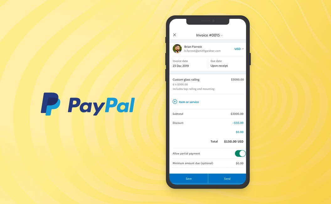 PayPal | Mobile Wallet Apps